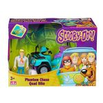 Scooby Doo PAHNTOM CHASE QUAD Vehicle with FRED FIGURE